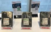 Toshiba tung ra trọn dòng ổ cứng gắn trong cho người tiêu dùng