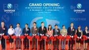 Shinhan Việt Nam đồng loạt khai trương 4 chi nhánh, phòng giao dịch