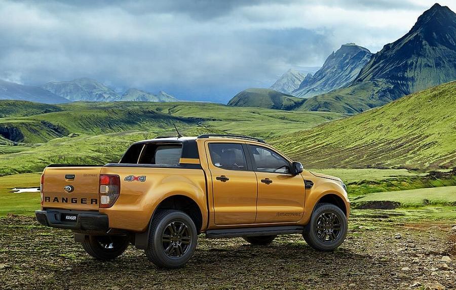 Ford Ranger và Ford Everest tiếp tục dẫn đầu các phân khúc trong tháng 4