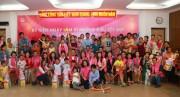 Nu Skin trao tặng 100 phần quà cho trẻ em tại Bệnh viện Nhi đồng 2