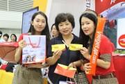 Vietjet quảng bá hình ảnh, dịch vụ tại Hội chợ du lịch quốc tế Hàn Quốc 2017
