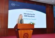 Ra mắt Bộ tiêu chuẩn toàn cầu GRI standards tại Việt Nam