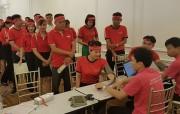 250 nhân viên Dai-ichi Life Việt Nam hiến máu tại Hà Nội