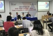 """Việt Nam liên kết với Pháp đào tạo 'Thạc sỹ Quản lý Chuỗi Cung ứng"""""""