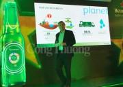 Heineken Việt Nam công bố thành tựu phát triển bền vững 2016