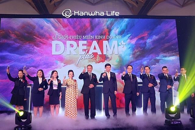 dream plus don vi kinh doanh moi va doc dao cua hanwha life viet nam