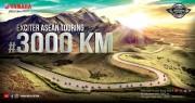 """Yamaha khởi động hành trình """"3000km Đông Nam Á cùng Exciter"""""""