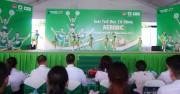 2.500 học sinh tham gia giải Thể dục cổ động Aerobic TP.HCM tranh cúp Milo lần I