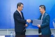 Ngân hàng Shinhan ký kết hợp tác với ví điện tử MoMo