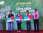 Viettel trao giải và tôn vinh các góp ý xuất sắc nhất của khách hàng
