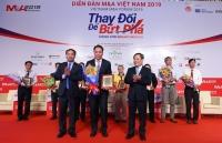 sonkim land duoc vinh danh thuong vu ma tieu bieu tai viet nam 2018 2019