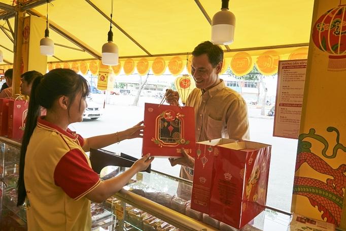 mondelez kinh do ra mat 83 loai banh phuc vu mua trung thu 2019
