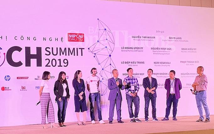 tech sumit 2019 xu huong ung dung cong nghe vao chuyen doi kinh doanh