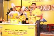 Tập huấn nâng cao kiến thức cho người kinh doanh ăn uống đường phố