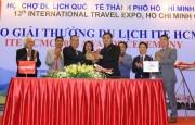 Sở Du lịch TP. Hồ Chí Minh ký kết hợp tác với Vietjet
