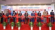 Khai mạc Triển lãm Y tế quốc tế Việt Nam lần thứ 12