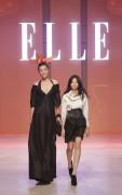 Dàn Hoa hậu, Á hậu trên thảm đỏ của Elle Fashion Journey 2016