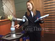 Giải pháp tự động hóa hiện đại nhất với robot cộng tác của UR