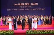 Tổng Giám đốc Dai-ichi Việt Nam vinh dự nhận Cúp Thánh Gióng