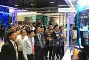 Viettel triển lãm công nghệ, sẵn sàng bước vào cuộc cánh mạng 4.0