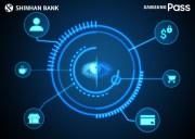 Shinhan cung cấp dịch vụ nhận diện sinh trắc học khi sử dụng mobile banking