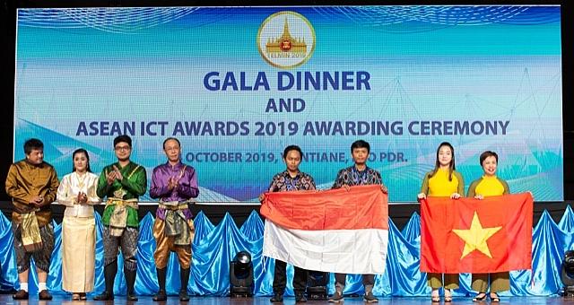 viettelstudy duoc cong nhan xuat sac nhat asean ict awards