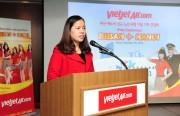 Vietjet Air chính thức mở đường bay Hà Nội - Busan (Hàn Quốc)