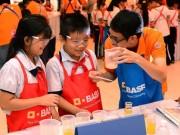 Gần 600 học sinh tiểu học tìm hiểu về bảo vệ nước sạch tại BASF Kids' Lab 2017