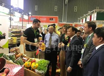 ha lan tham gia nhieu su kien tai trien lam vietnam foodexpo 2018