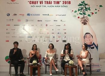 hon 10000 nguoi tham du chuong trinh chay vi trai tim 2018
