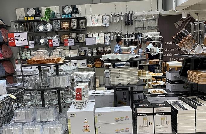 trung tam noi that index living mall dau tien tai tp ho chi minh di vao hoat dong