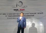 Kohler tổ chức loạt sự kiện đánh dấu 10 năm hoạt động tại Việt Nam