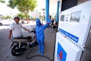 PVOIL giảm giá tới 500đ/lít xăng
