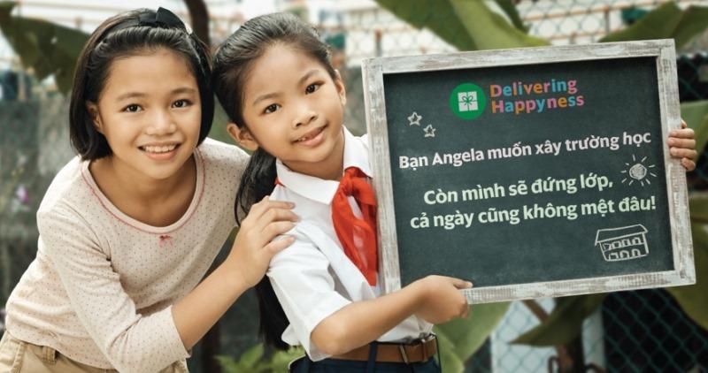 Grab kêu gọi cộng đồng quyên góp quà cho 7.000 trẻ em kém may mắn