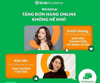 grabacademy khoa hoc truc tuyen ve tiep thi so cho chu shop online