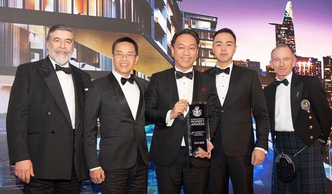 the galleria residence cua sonkim land duoc vinh danh tai international property awards 2019