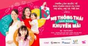 Triển lãm quốc tế sản phẩm, dịch vụ cho mẹ bầu, mẹ và trẻ em