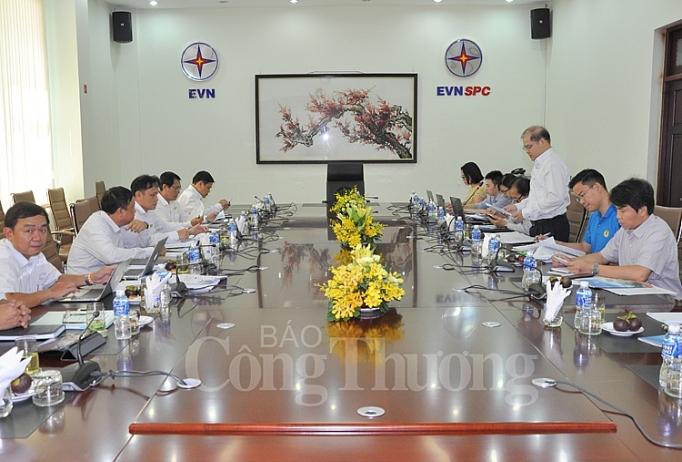 kiem tra thuc hien dieu chinh gia dien tai khu vuc phia nam khong phat hien bat thuong