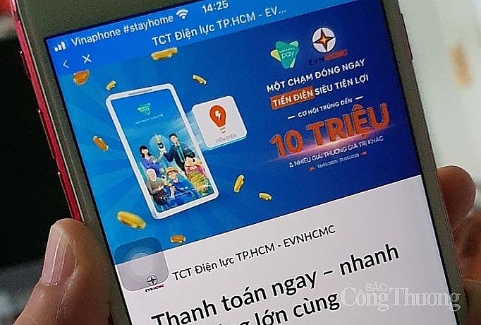 Ngành điện TP. Hồ Chí Minh kêu gọi khách hàng giao dịch trực tuyến trong thời gian áp dụng Chỉ thị 16