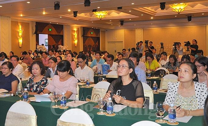 Hội thảo thu hút sự quan tâm của doanh nghiệp ngành nông sản, thực phẩm