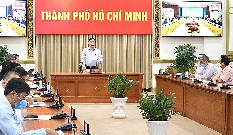 TP. Hồ Chí Minh triển khai nhiều giải pháp hỗ trợ doanh nghiệp nắm bắt cơ hội từ EVFTA