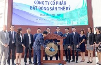 50 trieu co phieu cre cua cenland chinh thuc len san hose