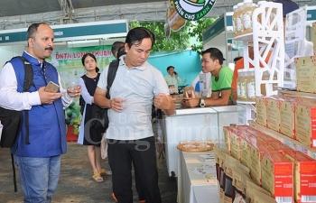 khai mac le hoi suc khoe va dinh duong 2018