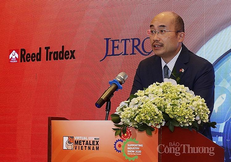METALEX Vietnam - Cơ hội cho doanh nghiệp Việt tham gia chuỗi cung ứng toàn cầu