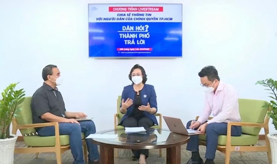 TP. Hồ Chí Minh: Nhiều nhóm chính sách hỗ trợ doanh nghiệp khôi phục sản xuất