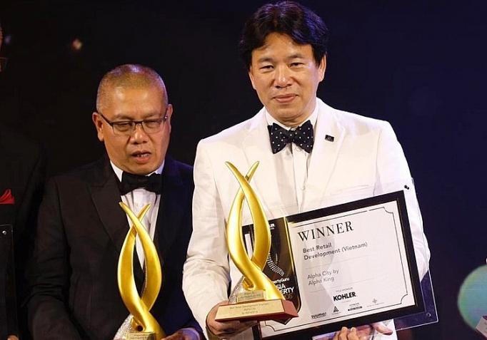 alpha king gianh giai thuong bat dong san asia property awards 2018