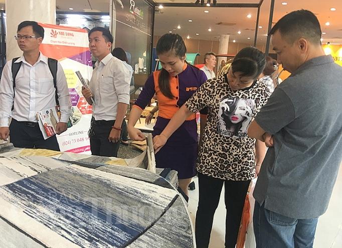doanh nghiep giam gia kich cau tieu dung tai vietbuild home 2018