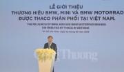 Thaco trở thành nhà phân phối thương hiệu BMW và MINI chính thức tại Việt Nam