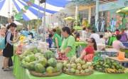 TP. Hồ Chí Minh: Gần 1.000 sản phẩm nông sản sạch tham dự Phiên chợ Tết xanh