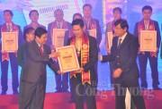 Vinh danh 592 doanh nghiệp đạt danh hiệu Hàng Việt Nam chất lượng cao